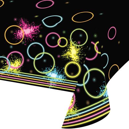 מפת שולחן Glow Party