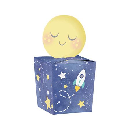 קופסאות הפתעה עד הירח