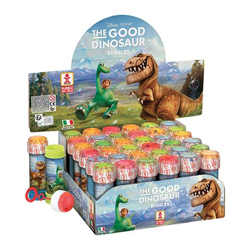 בועות סבון הדינוזאור הטוב
