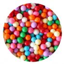 פניני סוכר 100 ג' - צבעוני