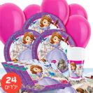 חבילה דלוקס הנסיכה סופיה ל-24