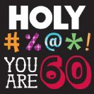 מפיות גדולות Holy Bleep - גיל 60