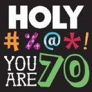 מפיות גדולות Holy Bleep - גיל 70