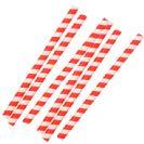 קשיות נייר ג'מבו - אדום