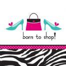מפיות גדולות Born to Shop