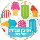 תמונה אכילה גלידה טובה