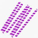 קשיות נייר ג'מבו - סגול