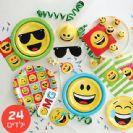 חבילה דלוקס מסיבת Emoji