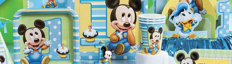 מיקי מאוס יום הולדת שנה