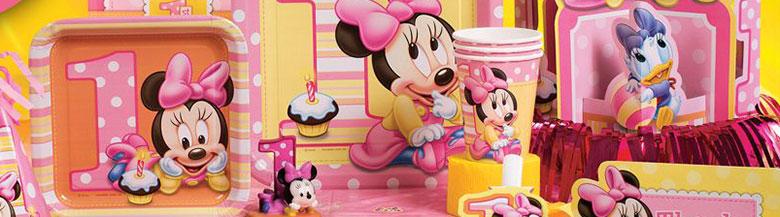 מיני מאוס יום הולדת שנה
