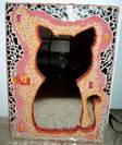 Michali Cat Mirror---sold