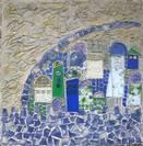 תמונות ירושלים - ירושלים בכחול ירוק