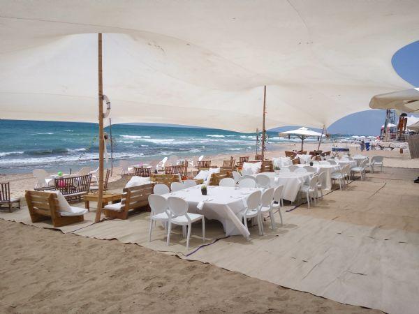 אירועים בחוף ניצנים