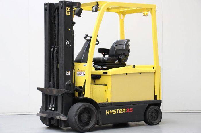 מלגזה הייסטר 3.5 טון חשמלית