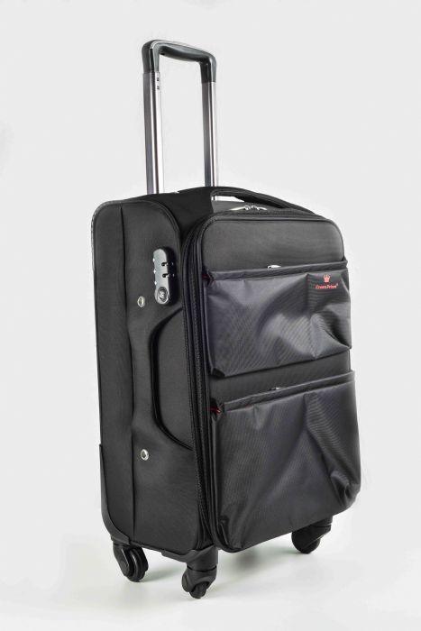 """מזוודה """"20, 4 גלגלים, דגם 111"""