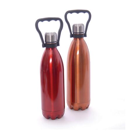 תרמוס בקבוק נירוסטה 1 ליטר דגם 614