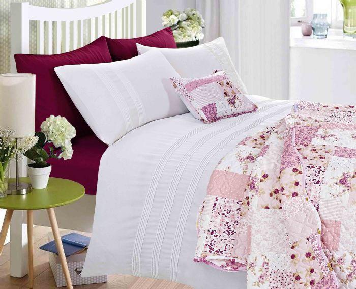 """שמיכה זוגית / כיסוי מיטה מידות 200/220 ס""""מ דגם 211"""