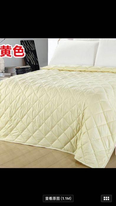 """שמיכה זוגית צבעונית מידות 200/220 ס""""מ דגם 210"""