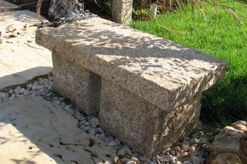 ספסל גרניט