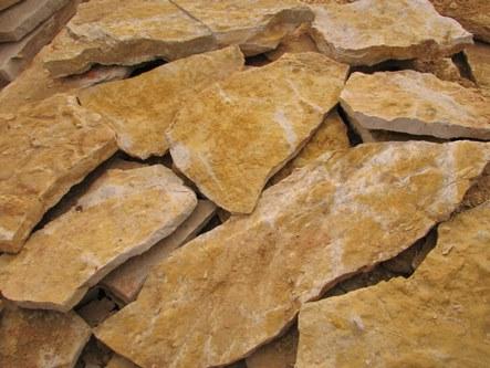 אבן ירושלמית צהובה