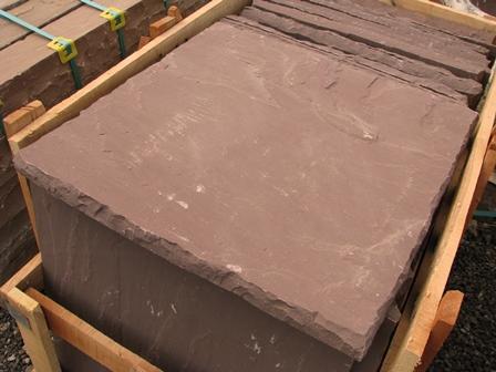 אבן סנדסטון בורדו 60*60