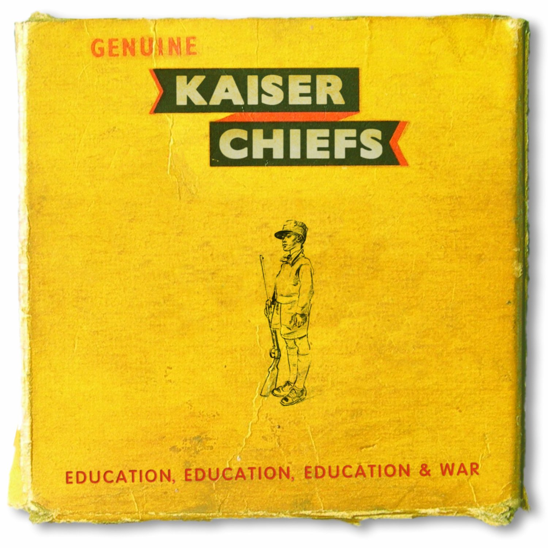 קייזר צ'יפס אלבום Kaiser Chiefs album