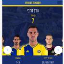 מועדון כדורגל מכבי תל אביב השיק אפליקציה רשמית: Maccabi Tel Aviv FC