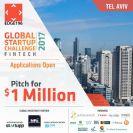 יזם בתחום הפינטק? הזדמנות לזכות במיליון דולרים בתחרות פינטק עולמית