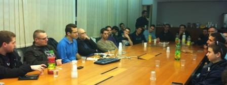 הרצאה במכללה בישרושלים