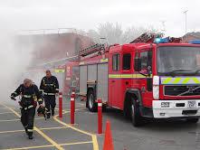 כיבוי אש במנצ'סטר