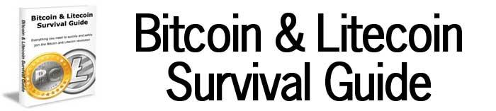 ספר הדרכה על ביטקוין ו-Litecoin