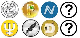 6 מטבעות וירטואליים