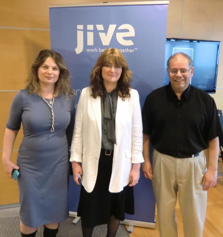 צוות Jive ישראל