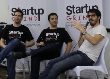 Startup Grind Moshe Hogeg
