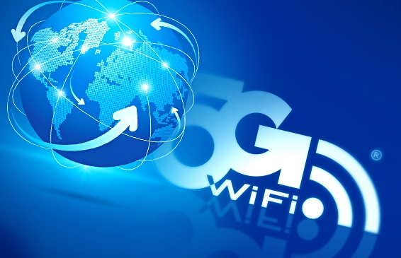 5G + WiFi