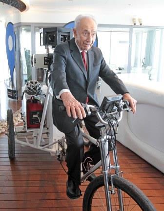 פרס על אופני גוגל
