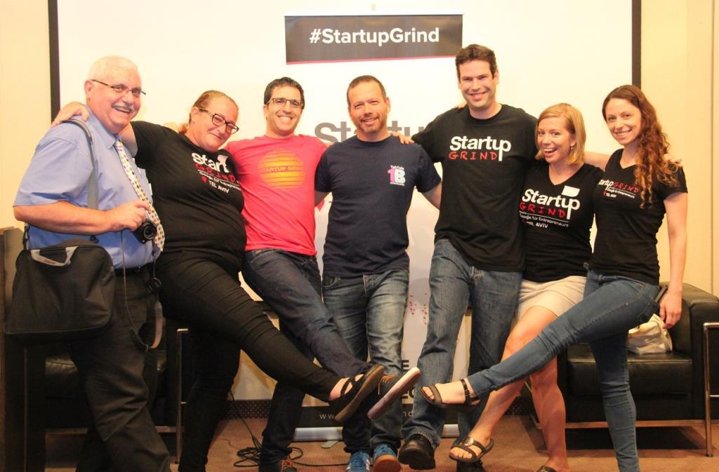 הצוות של Startup Grind
