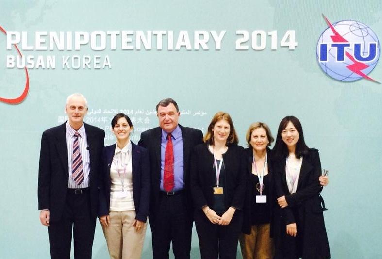 משלחת ישראל ל- ITU