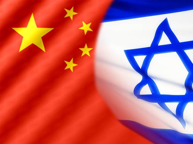 סין ישראל