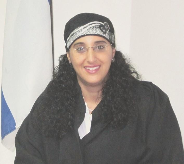 השופטת קרן כהן