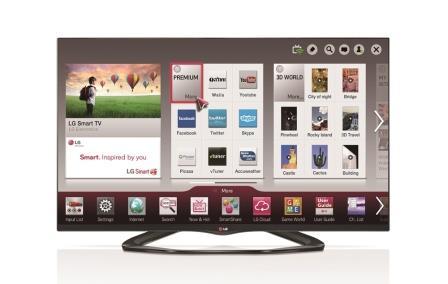 מכשיר טלוויזיה חכם
