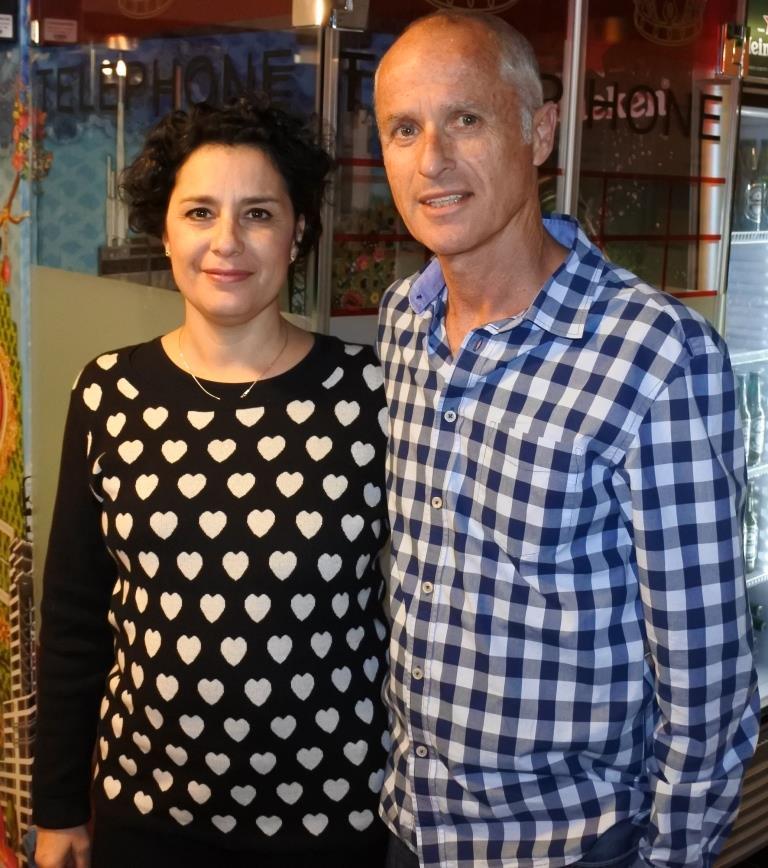 ממי גנוסר עם אריאל סוויד