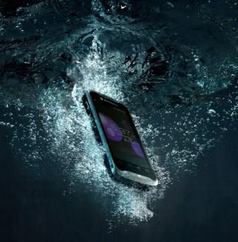 המכשיר במים