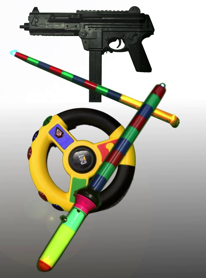 סוגי צעצועים למשחק