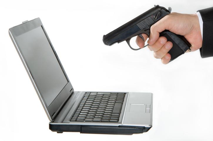 איום האקרים