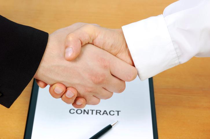 קידום לחתימת חוזה