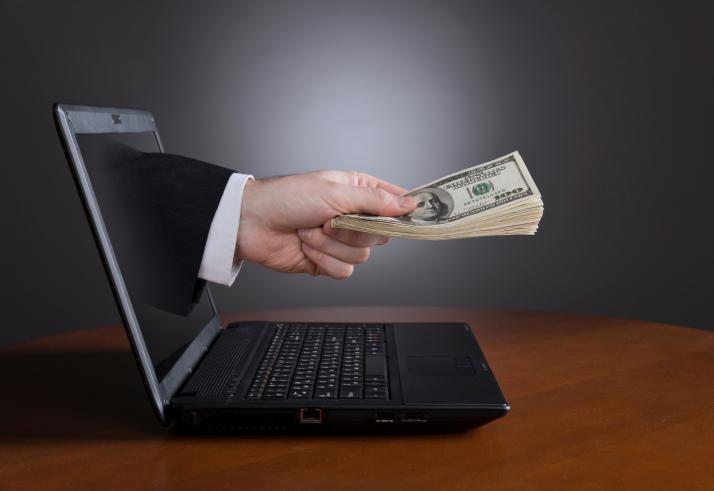 שוד כספים