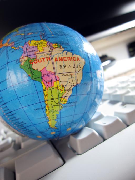 דרום אמריקה וטכנולוגיות