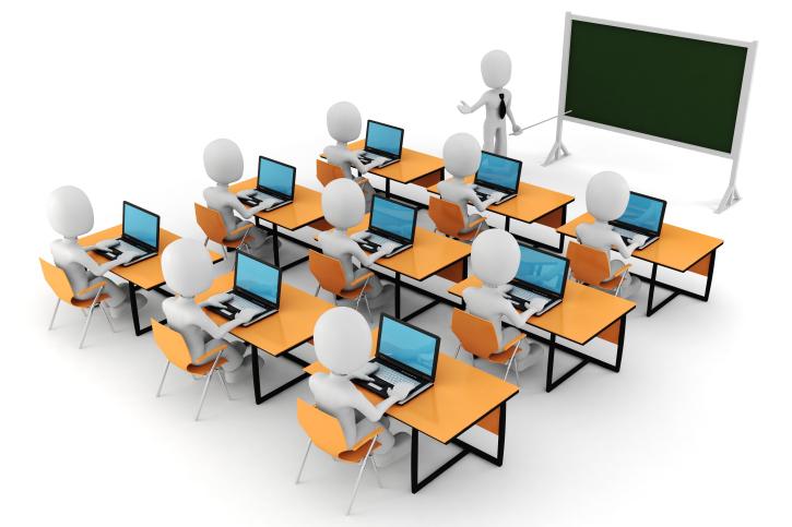 כיתת לימוד טכנולוגית