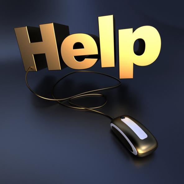 עזרה מקוונת